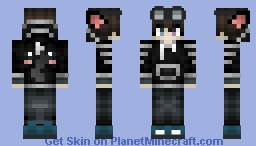 New year new glasses o^o Minecraft Skin