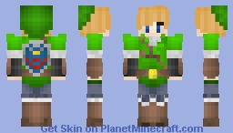 -|[Link from Zelda]|-  (Request from SkyLink)