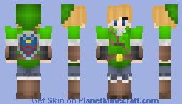 -|[Link from Zelda]|-  (Request from SkyLink)