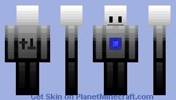 Mr. Toaster Minecraft Skin