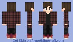 -|[Brandon]|- Minecraft Skin