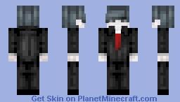 Frazure Damian [R] Minecraft Skin