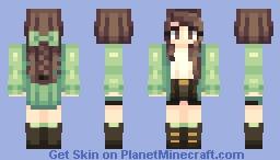 you classy Minecraft Skin