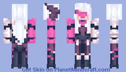 Project Katarina - League of Legends Minecraft Skin