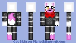 '*' The Mangle '*' Minecraft Skin