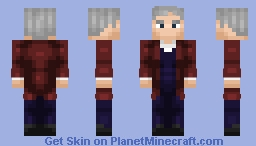 12th Doctor | Doctor Who Minecraft Skin
