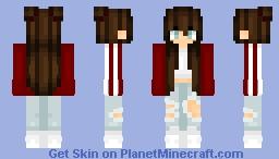 ♥|| REQUEST || Skin For iitsChachii ||♥ Minecraft Skin