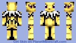 PMC Members - Matt The Jolteon Minecraft Skin