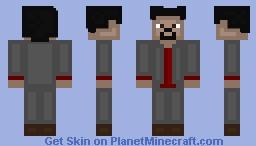 Jordi Chin | Watch Dogs Minecraft Skin