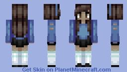 love u Minecraft Skin