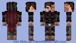 Tor Vizsla [Mandalorian] [Star Wars] Minecraft Skin