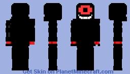 Misery Minecraft Skin