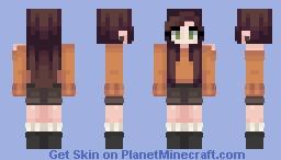 Back? Minecraft Skin