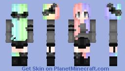 ❋Pastel❋ Minecraft Skin