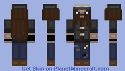 Raymond Kenney (T-Bone) | Watch Dogs Minecraft Skin