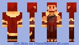 Rider - Minecraft Skin
