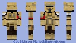 Star Wars Rogue One Shoretrooper Minecraft Skin