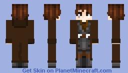 Anakin Skywalker - Star Wars Minecraft Skin