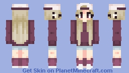 Idk HAVE FUN! Minecraft Skin