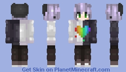 Edit Minecraft Skin