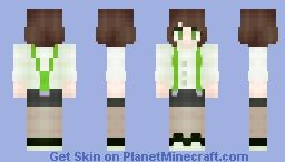 slime Minecraft Skin