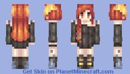 TheJeffreyCam // ST Minecraft Skin