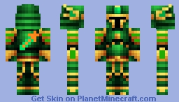 Green Knight (another one of my old skins)