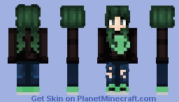 Alien Long-Sleeved ~ Minecraft Skin