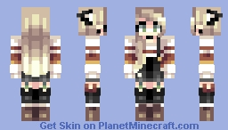 Apples Minecraft Skin