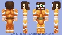 Autumn Armor Minecraft Skin