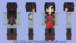 i dunno lol Minecraft Skin