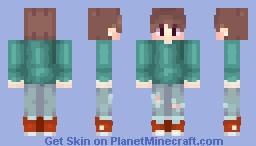 |#|Weekend's Afternoon|#| Minecraft Skin
