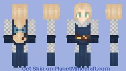 ⊰A Female Guard ⊱ Minecraft Skin