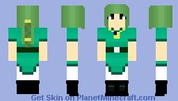 Freta Female ~Ὠκεαν~ Minecraft Skin