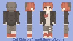 Gentleman - Mαcαrοη_ Minecraft Skin