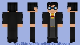 Harry Potter- Harry Minecraft Skin