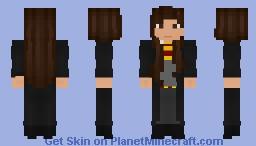 Harry Potter- Hermione Minecraft Skin