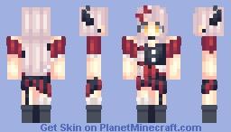 Your nightmare Minecraft Skin
