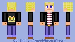 Lukas MCSM Minecraft Skin