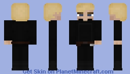 Luke Skywalker (Return of the Jedi) Minecraft Skin