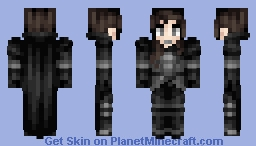 ♦ℜivanna16♦ Midnight Thief/Assassin Minecraft Skin