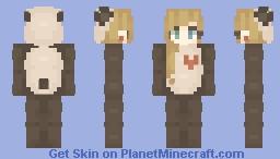 Panda - Mαcαrοη_ Minecraft Skin