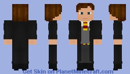 Harry Potter-Ron Minecraft Skin