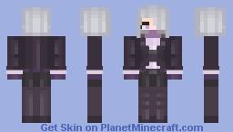 Seiko Kimura / Danganronpa Minecraft Skin