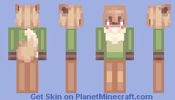 Poketale Chara Minecraft Skin