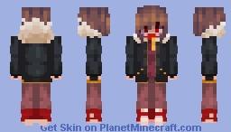 StoryFell Chara Minecraft Skin