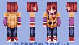 ☆ βενεℜℓγ ☆  Sora  (No Game, No Life) Minecraft