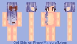 Hair Base 10~ Minecraft Skin
