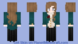 ⊰ Ellenore Dress Suit ⊱ Minecraft Skin