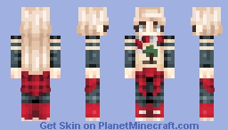 The Word Shaker Minecraft Skin